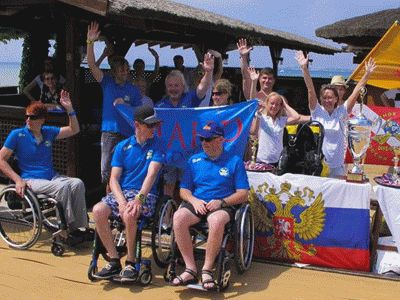 Форум «Анапа без барьеров: перспективы развития доступного дайв-туризма»