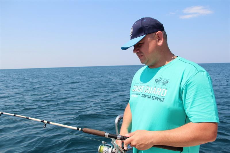 рыбалка с катера в ейске