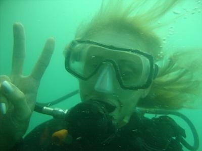 Погружение с аквалангом в Анапе