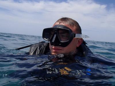 Погружение в Черное море