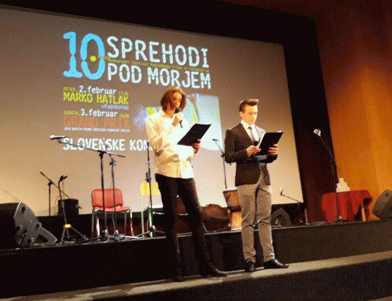 10-й Международный фестиваль подводных фильмов