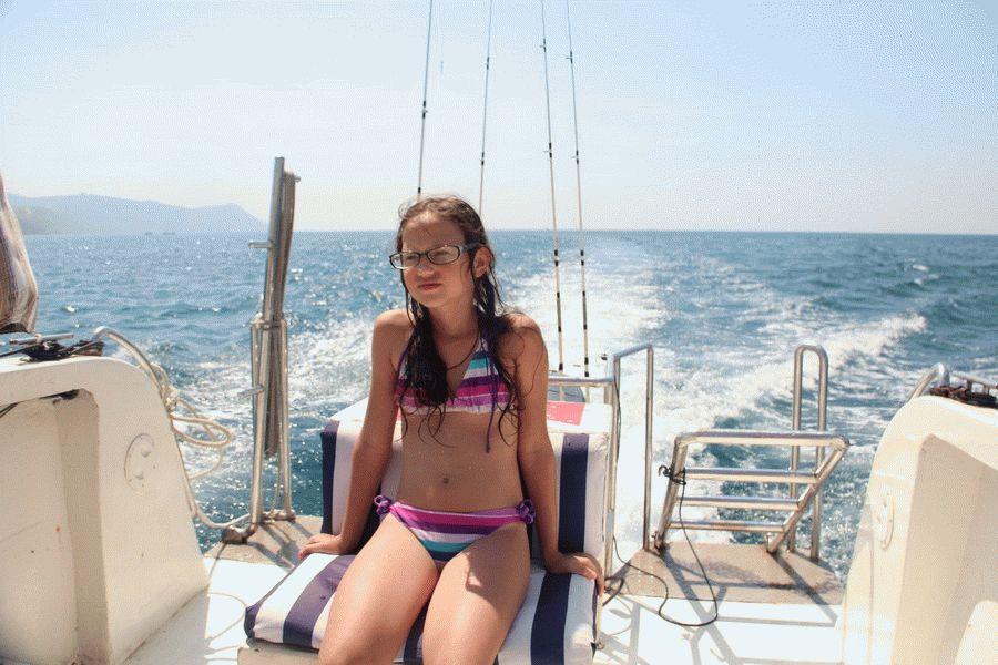 Аренда катера в Анапе