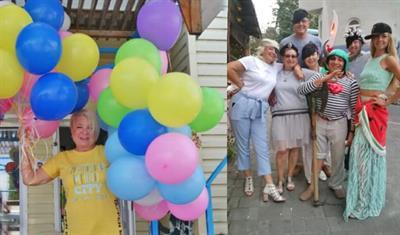 Клубу Аква-Глобус сегодня исполняется 23 года!
