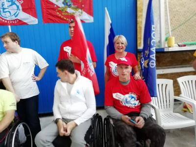 Ежегодный межрегиональный турнир по парадайвингу