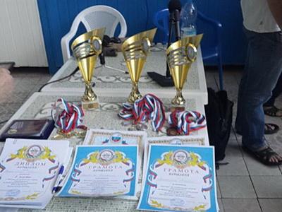 Межрегиональный турнир по парадайвингу