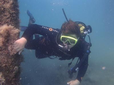 Дайвинг на море