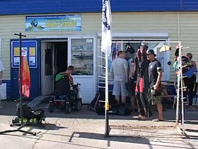 Дайвинг-клуб для инвалидов