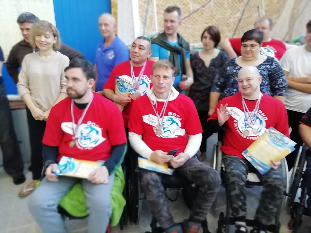 23 ноября в Воронеже прошли всероссийские соревнования по парадайвингу